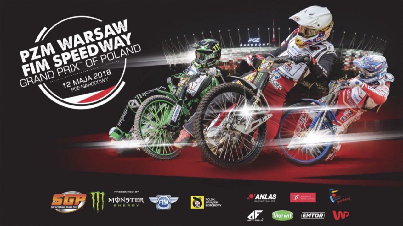 Żużel turniej Speedway Grand Prix 2018