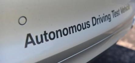 Autonomiczne testy samochodów BMW