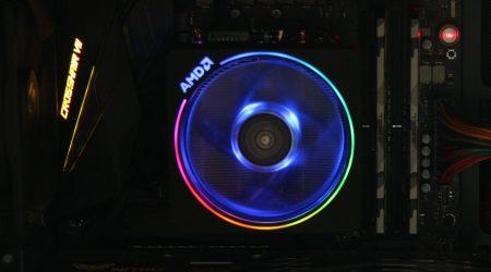 jak schłodzić procesor i wnętrze komputera
