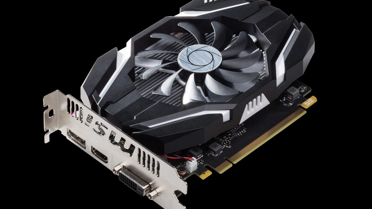 GeForce GTX 1050 ti