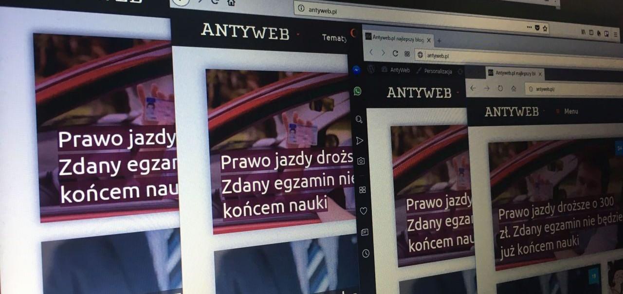 popularność przeglądarek internetowych
