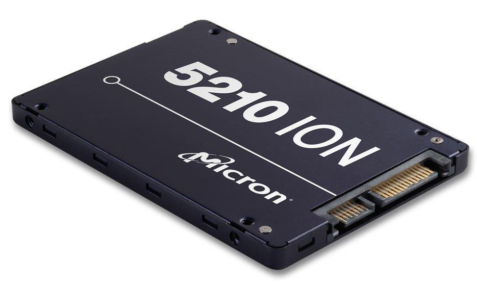Micron 5210 pierwszy dysk SSD QLC