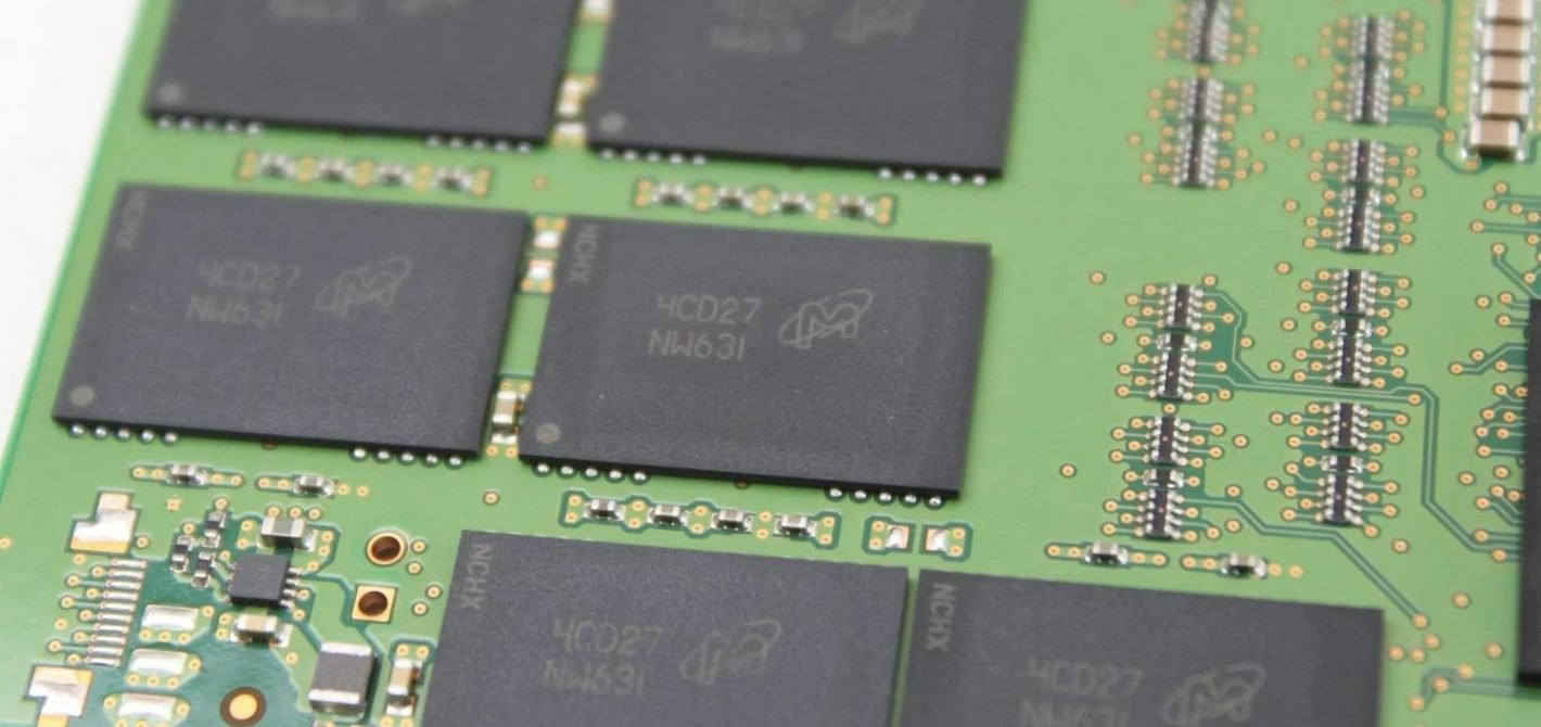 3D NAND TLC