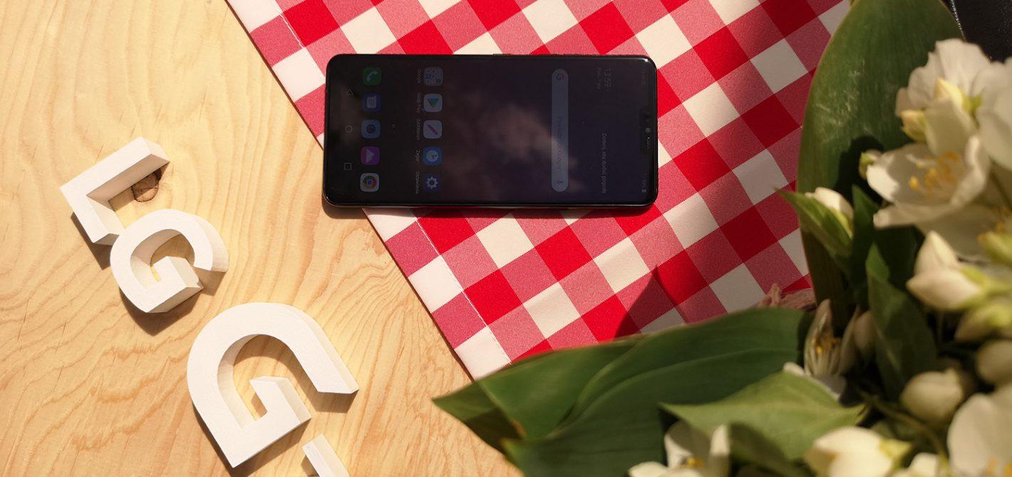 smartfon LG G7