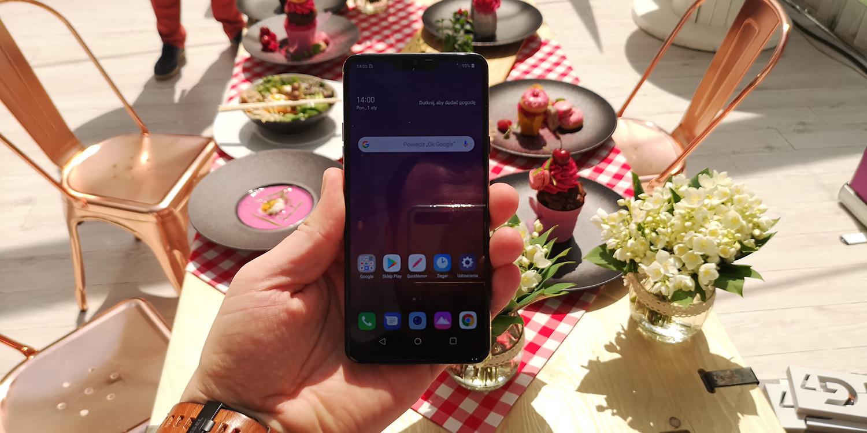 LG G7 ekran