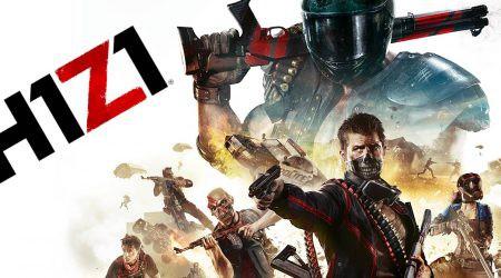 gra H1Z1 na PlayStation 4