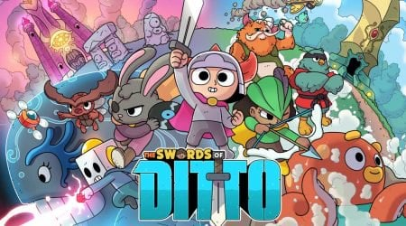RecenzjaThe Swords of Ditto na PS4