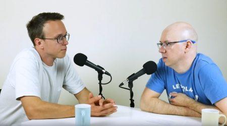 rozmowa Gonciarza z Szafrańskim