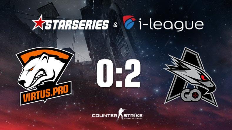 AGO Esports vs Virtus.pro