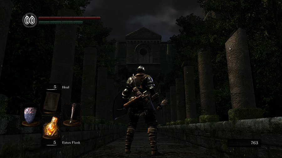 Recenzja Dark Souls: Remastered Xbox One