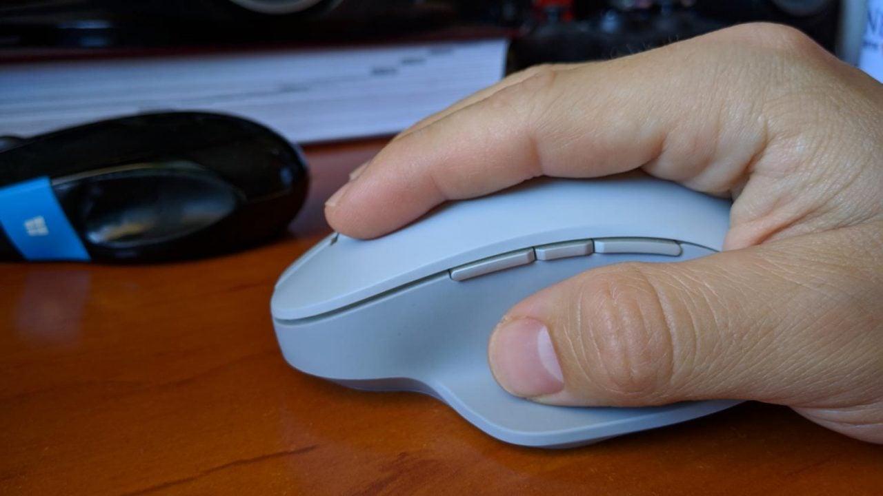 MicrosoftSurface Precision Mouse