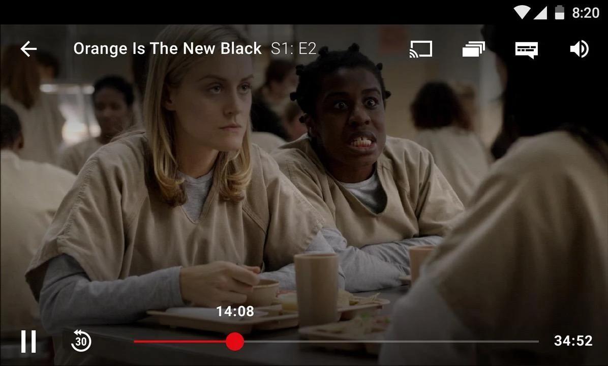 nowa aplikacja Netflixa