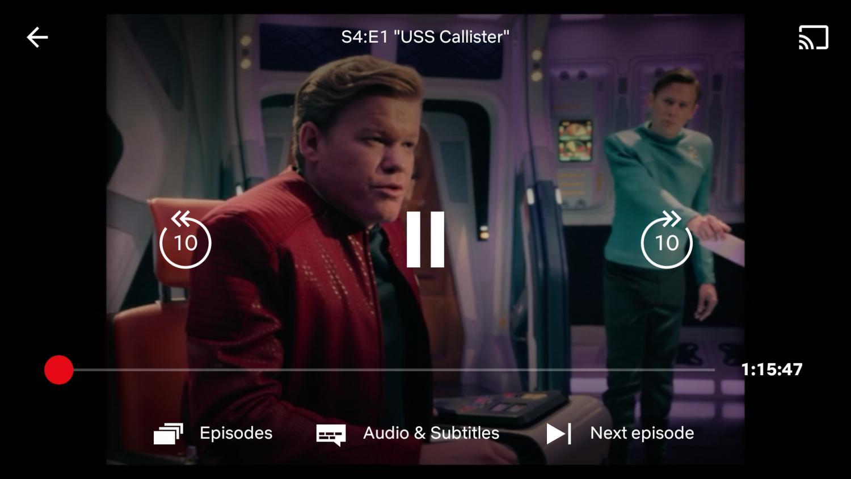 nowa wersja aplikacji Netflix