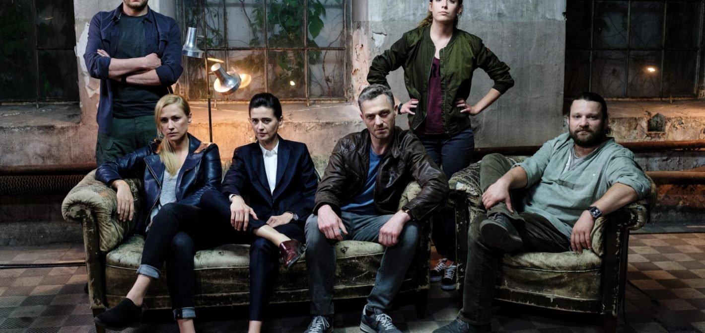 serial Nielegalni na Canal+