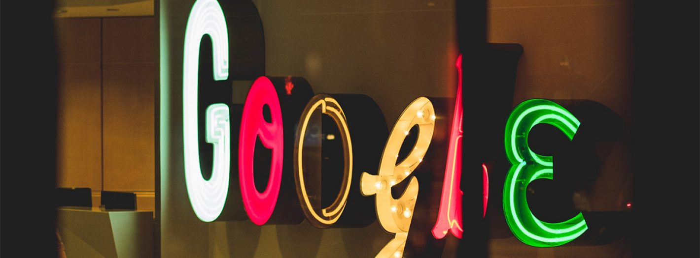 google 20 lat