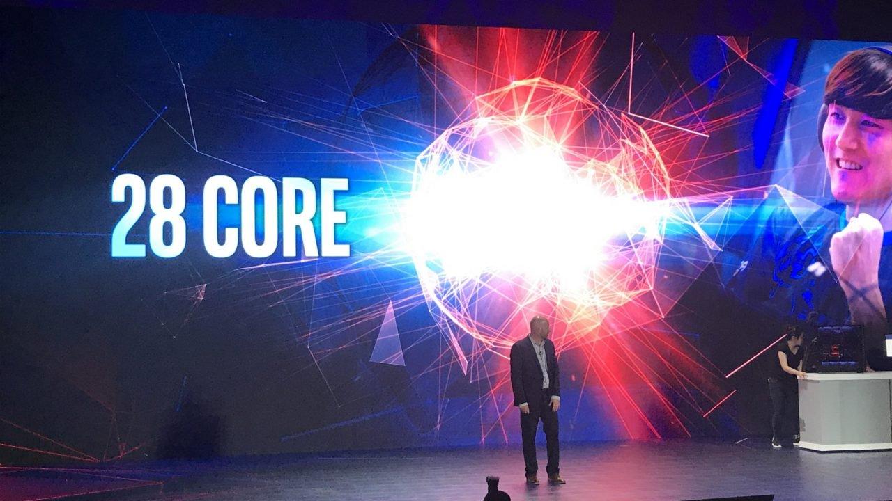 28 rdzeni od Intela