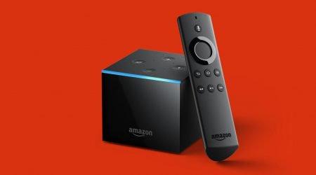 Fire TV Cube od amazonu