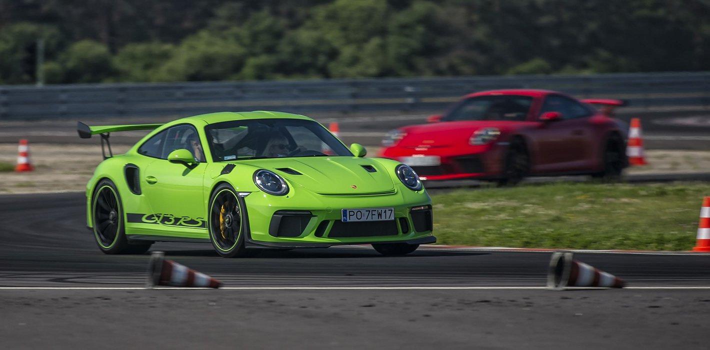 Porsche 911 GT3 oraz 911 GT3 RS