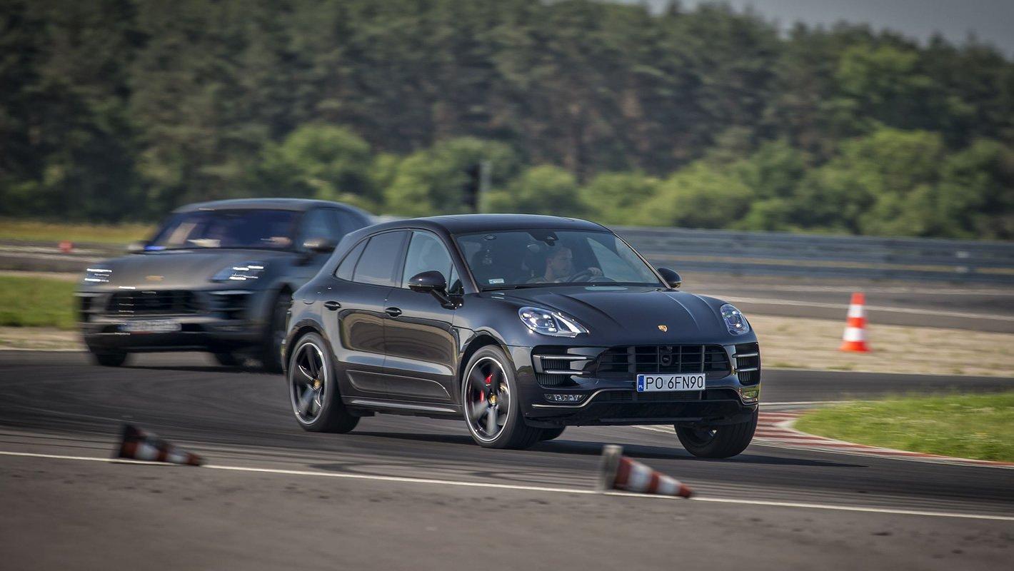 Porsche Macan i Cayenne