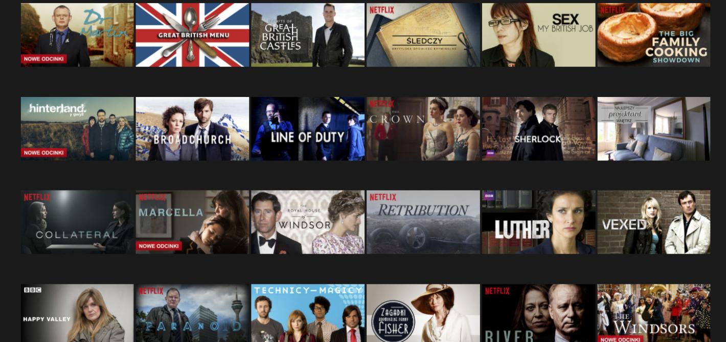 najlepsze brytyjskie seriale