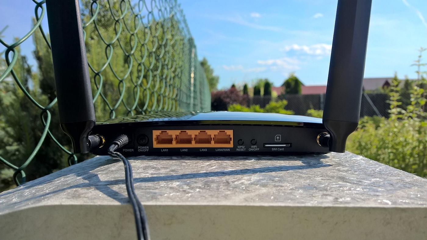 TP-Link MR6400