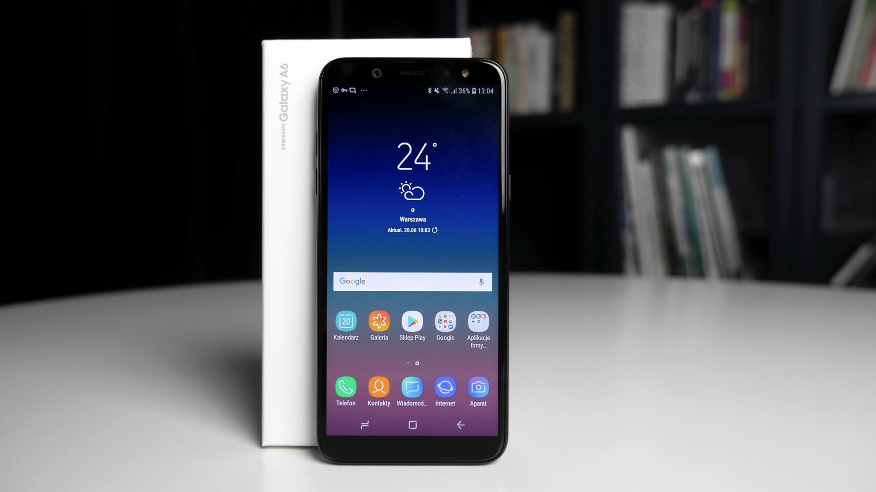 Samsung Galaxy A6 2018