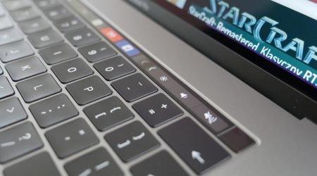 wadliwe klawiatury w McBookach
