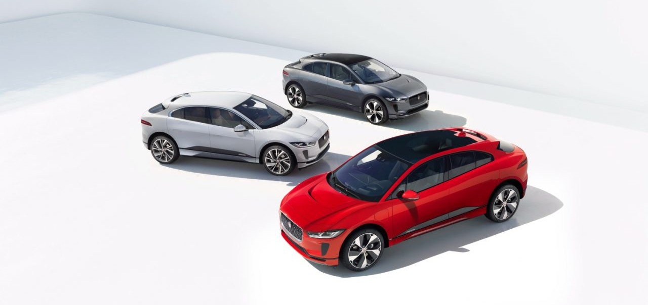 Jaguar I-Pace vs. Tesla Model X