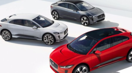 Jaguar I-Pace vs. Tesla Model X