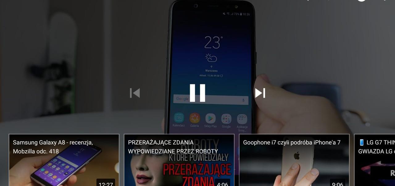 funkcje Youtube