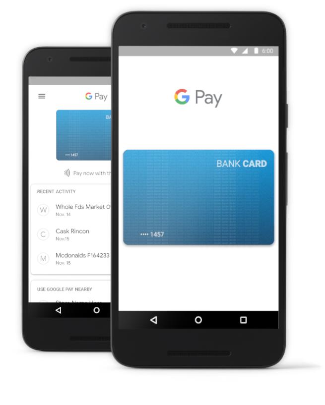 Google Pay w Przelewy24