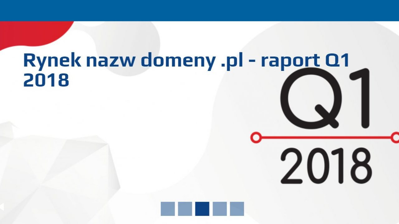 rynek nazw domeny.pl