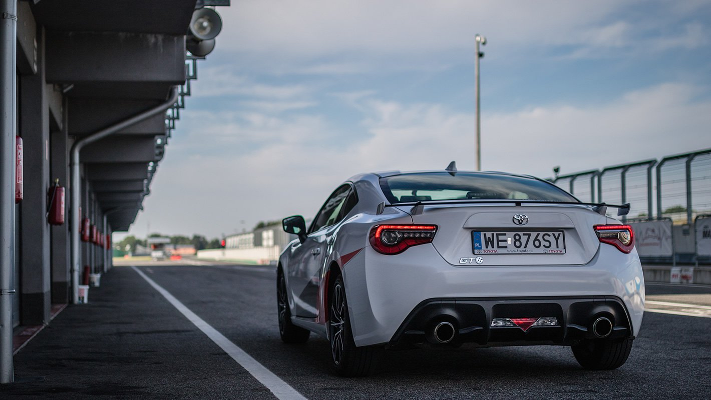 Toyota Media Cup Race Challenge - Toyota GT-86