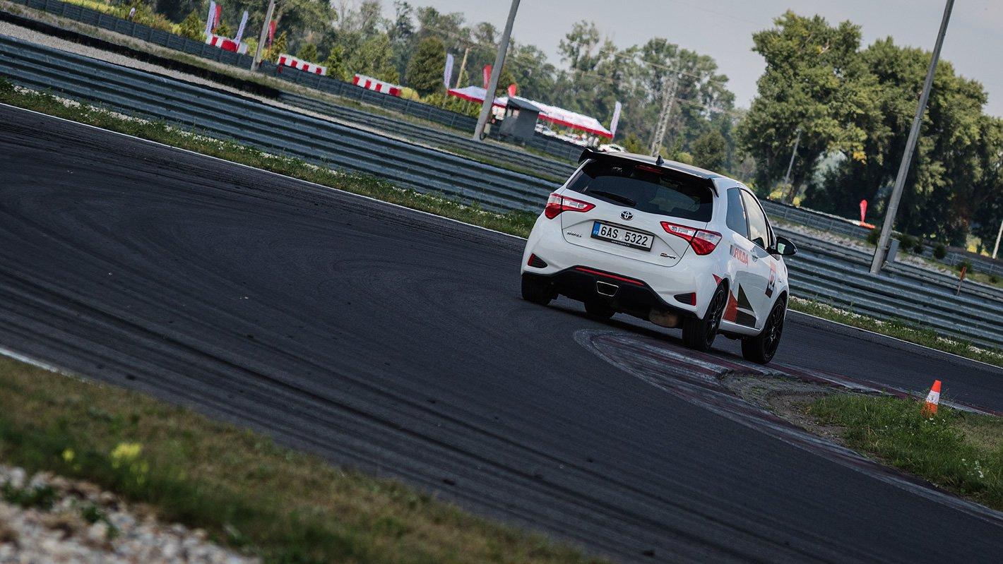 Toyota Media Cup Race Challenge - Toyota Yaris GRMN