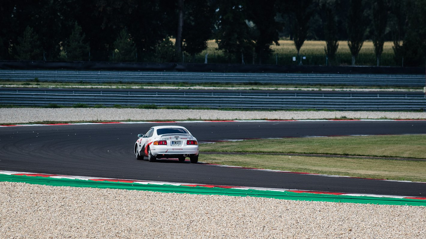 Toyota Media Cup Race Challenge - Toyota Celica VI