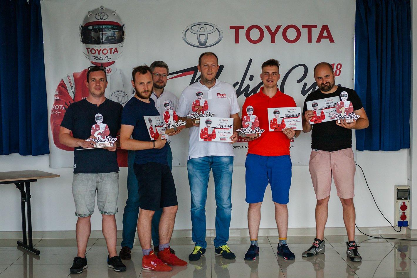 Toyota Media Cup Race Challenge - finał