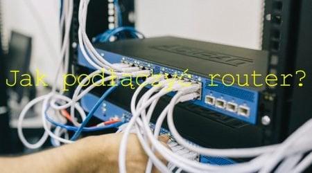 jak podłączyć router
