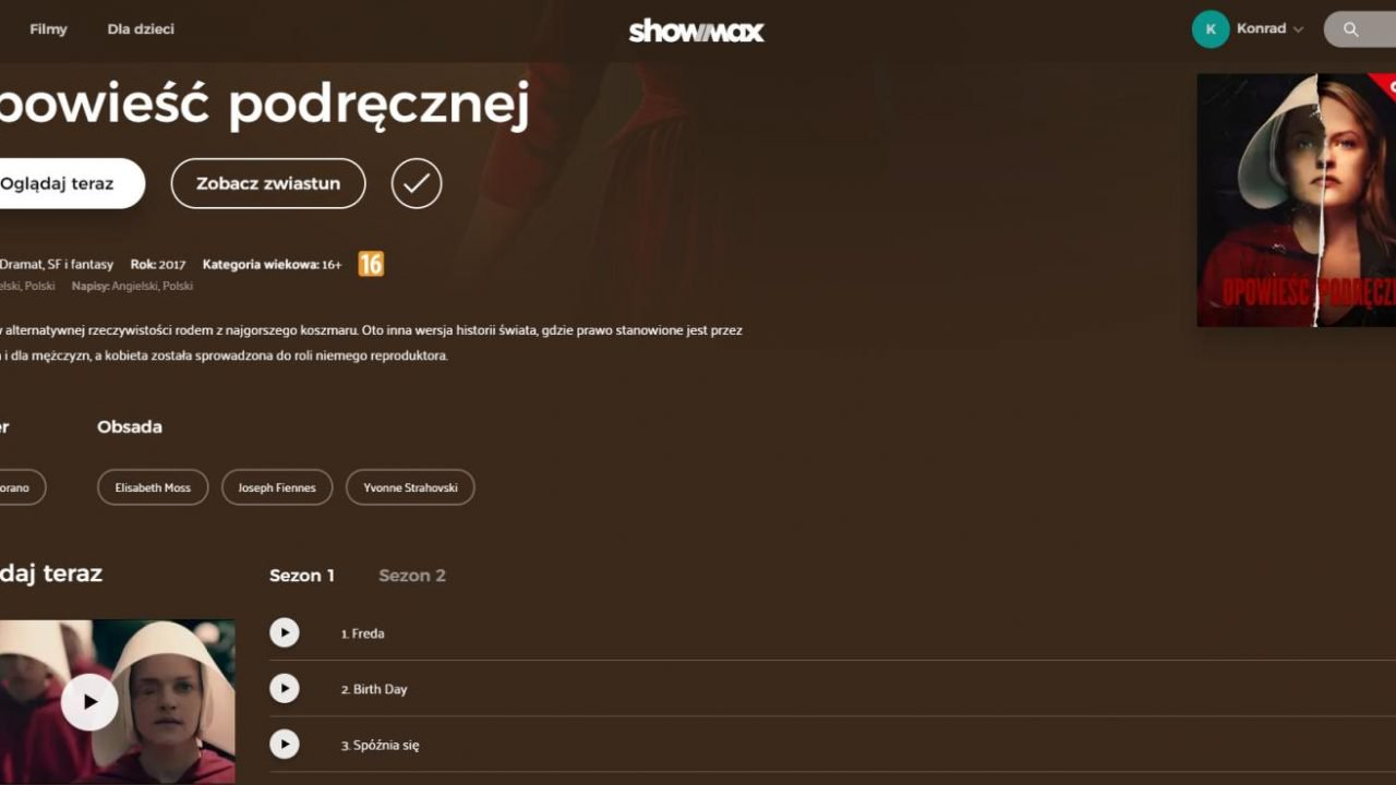 showmax seriale