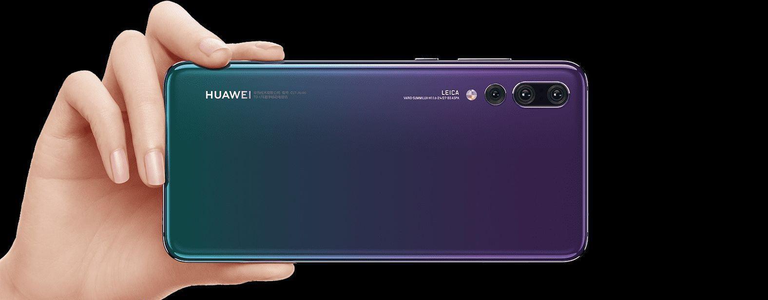 huawei p20 pro i sztuczna inteligencja w smartfonie