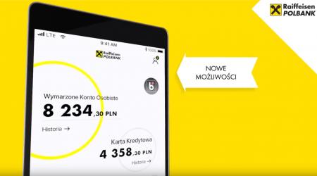 Nowy Mobilny Portfel Raiffeisen Polbanku