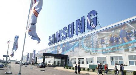 fabryka smartfonów Samsunga w Indiach