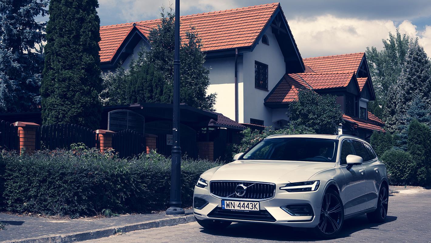 Volvo V60 - ceny