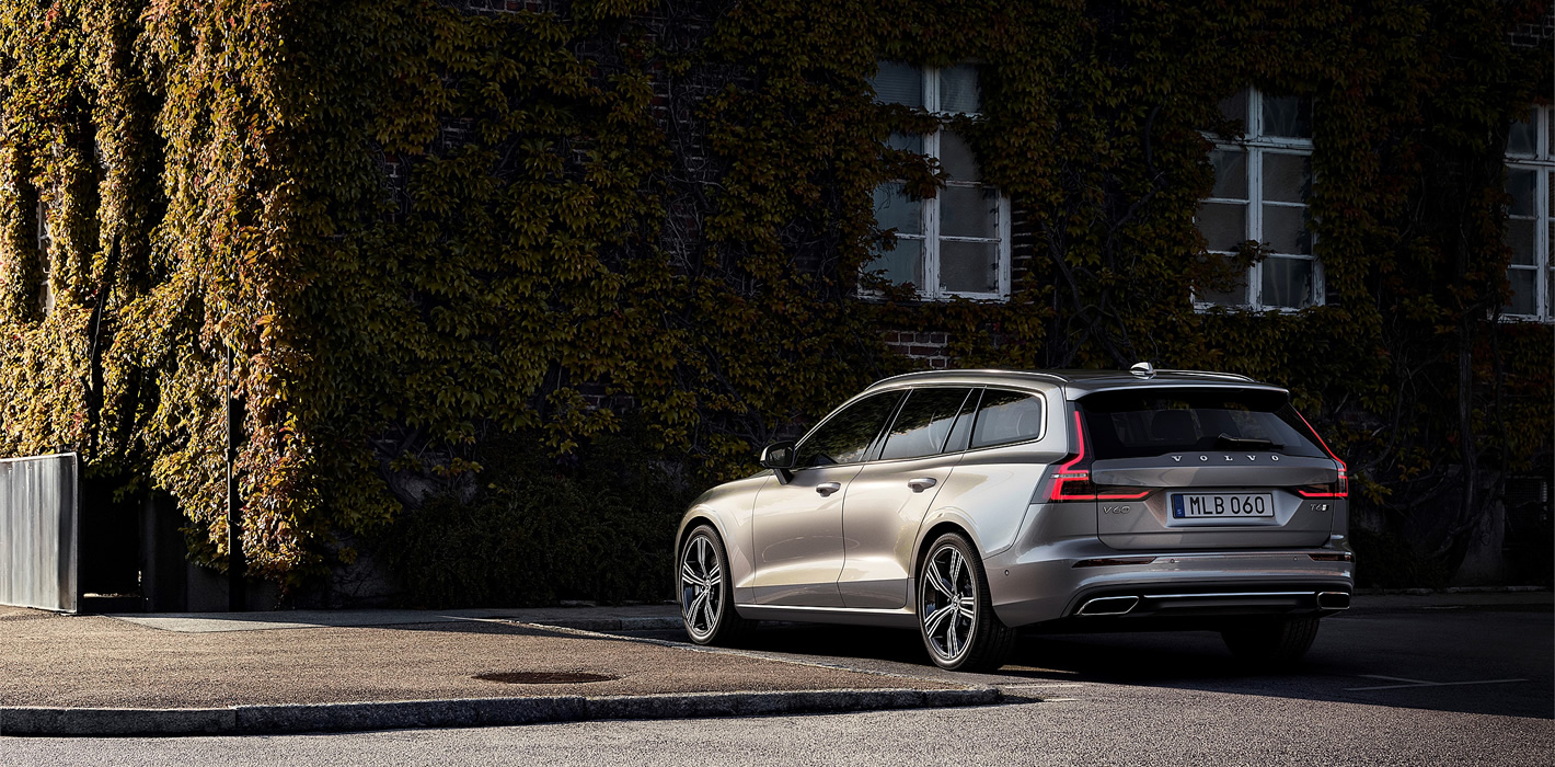 Volvo V60 - stylistyka