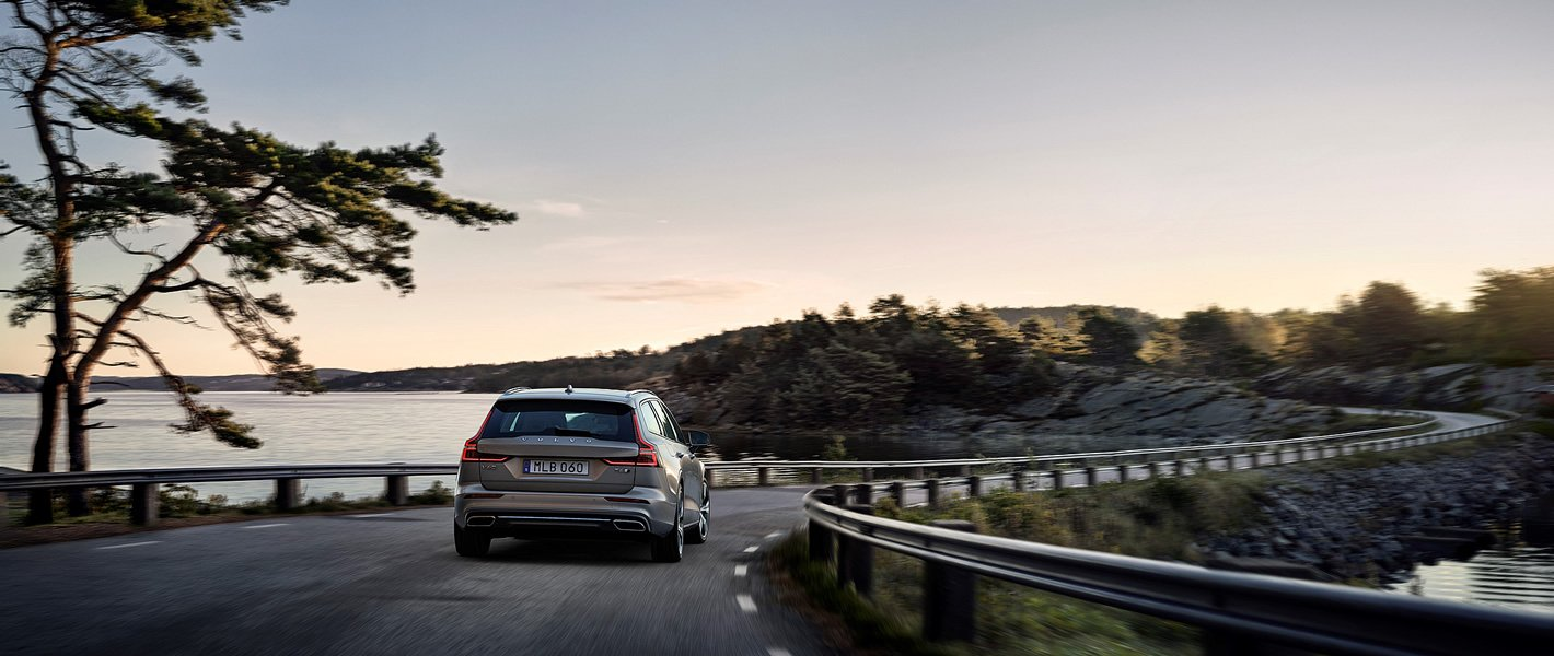 Volvo V60 - właściwości jezdne