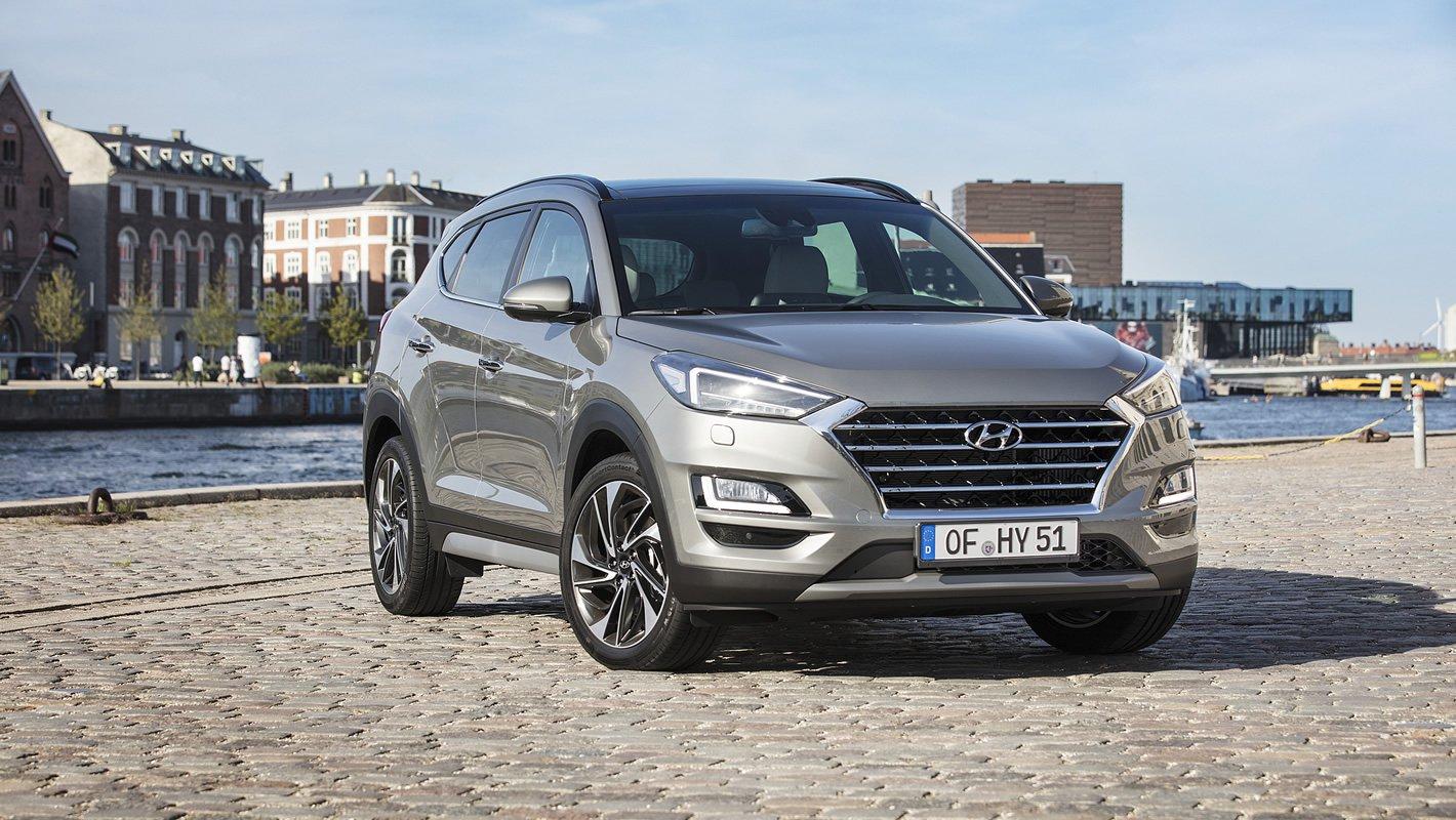 Hyundai Tucson 2018 2019
