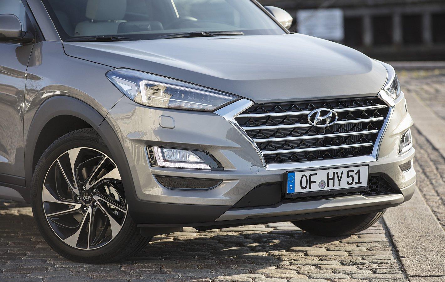 Hyundai Tucson model 2019