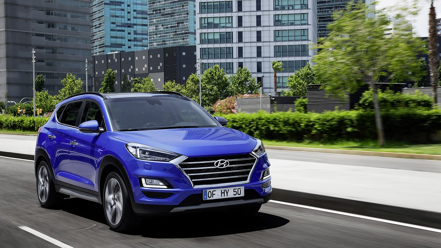 Hyundai Tucson - test