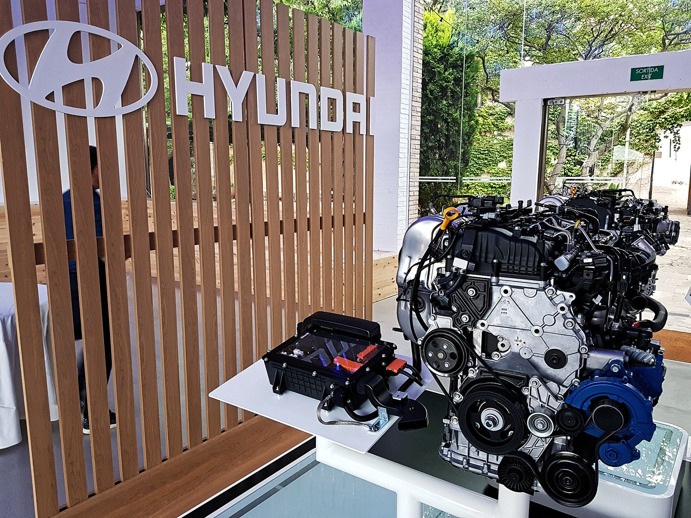 Hyundai Tucson - silnik 2.0 CRDI z systemem Mild Hybrid