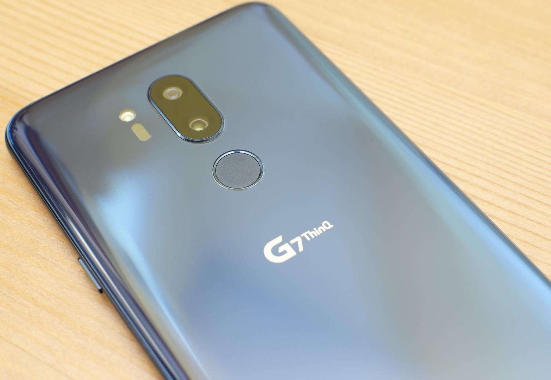 LG G7 smartfon flagowiec opinia recenzja