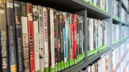 wypożyczalnia DVD